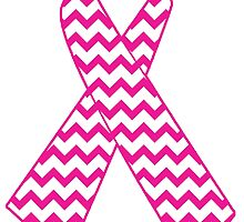 Breast Cancer Ribbon by megsiev