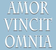 LOVE CONQUERS ALL One Piece - Short Sleeve