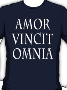 LOVE CONQUERS ALL T-Shirt