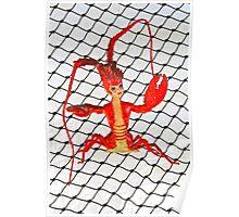 Lobster Girl  Poster