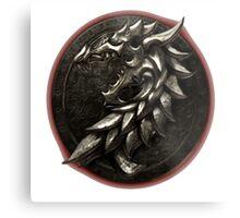 The Elder Scrolls Online-Ebonheart Pact Metal Print