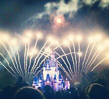 Cinderella Castle by ashleyschex