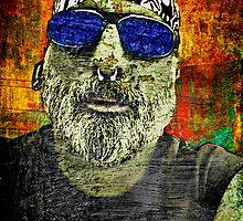 Self Portrait #16 by Scott Mitchell