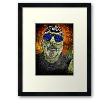 Self Portrait #16 Framed Print