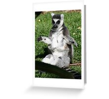 The one that got away... Greeting Card