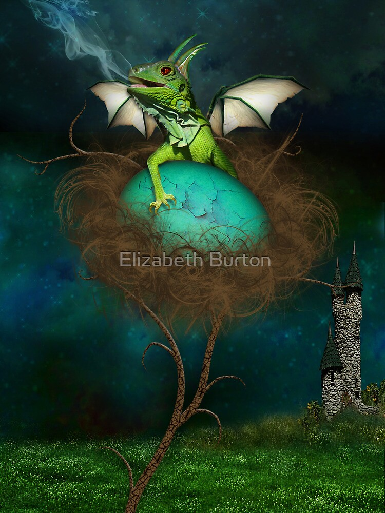 Once Upon A Time by Elizabeth Burton