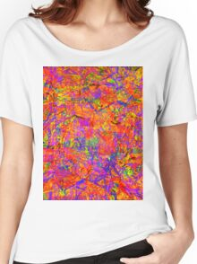 0412 Abstract Thought Women's Relaxed Fit T-Shirt