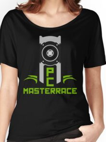 PC MasterRace [Nvidia Titan] Women's Relaxed Fit T-Shirt