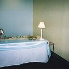easter table - blue fantacy by candace lauer