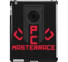 PC MasterRace [AMD] iPad Case/Skin