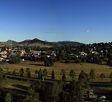 Boonah Panorama by Noel Elliot