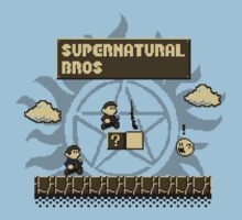 Supernatural Bros. Kids Tee