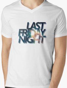 Last Friday Night Mens V-Neck T-Shirt
