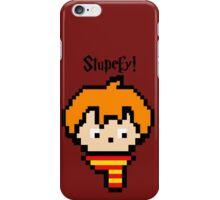 Pixel Ron iPhone Case/Skin