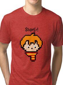Pixel Ron Tri-blend T-Shirt