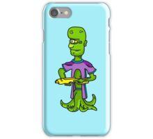 Friendly Alien iPhone Case/Skin