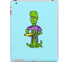 Friendly Alien iPad Case/Skin