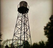 Water Tower by ashleyschex
