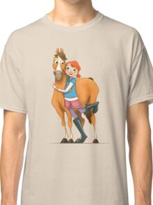 Gallop and Daisy Classic T-Shirt