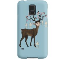The Happy Springtime Deer! Samsung Galaxy Case/Skin