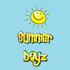 Summer Dayz by Chillee Wilson  by ChilleeWilson