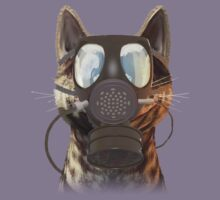 Schrödinger underestimates the cat Kids Tee