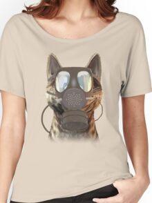 Schrödinger underestimates the cat Women's Relaxed Fit T-Shirt