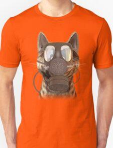 Schrödinger underestimates the cat Unisex T-Shirt