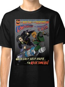 Battle of the 23rd Century! Classic T-Shirt