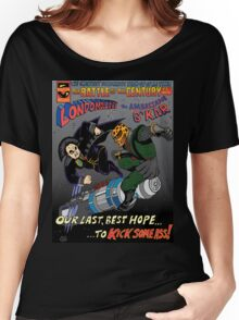 Battle of the 23rd Century! Women's Relaxed Fit T-Shirt