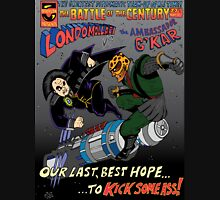 Battle of the 23rd Century! Unisex T-Shirt