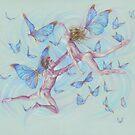 'Mating Flight' by Jo Morgan by Jo Morgan