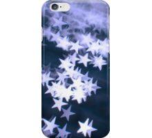 Cool Blue Stars - iPhone Cover iPhone Case/Skin