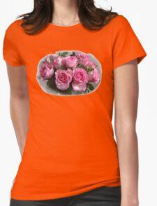 Pink Rose Bouquet T-Shirt