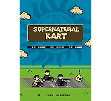 Supernatural Kart Photographic Print
