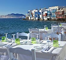 Dinnertime in Greece by John44