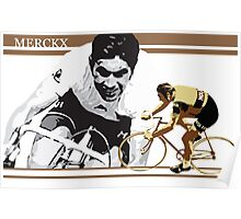 vintage poster EDDY MERCKX: the cannibal Poster