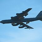 2012 RAAF Pearce Airshow - B52 Bomber by palmerphoto