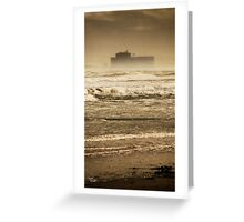 Mood and Atmosphere Greeting Card