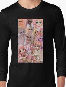 Rupaul's Drag Race Trixie Mattel Long Sleeve T-Shirt