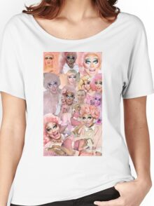 Rupaul's Drag Race Trixie Mattel Women's Relaxed Fit T-Shirt