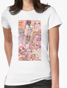 Rupaul's Drag Race Trixie Mattel Womens Fitted T-Shirt