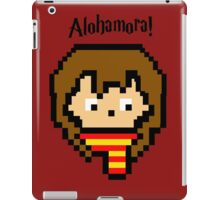 Pixel Hermione iPad Case/Skin