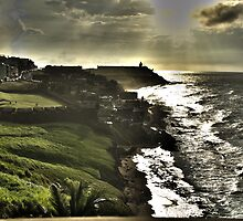 North Old San Juan by jormar1990