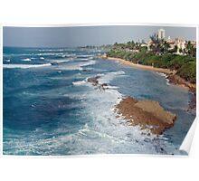 San Juan, PR Poster