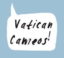Vatican Cameos! (Black text)