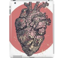The Heart of the Matter iPad Case/Skin