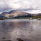 Loch Lomond, Scotland by trish725