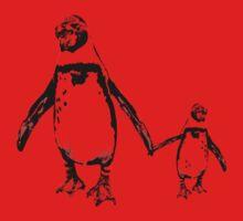 Penguins Kids Tee