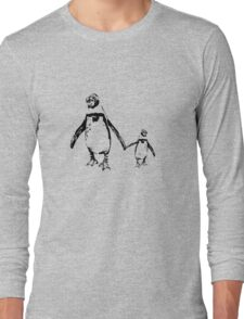Penguins Long Sleeve T-Shirt